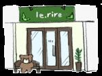 美容室 le・rire ル・リール