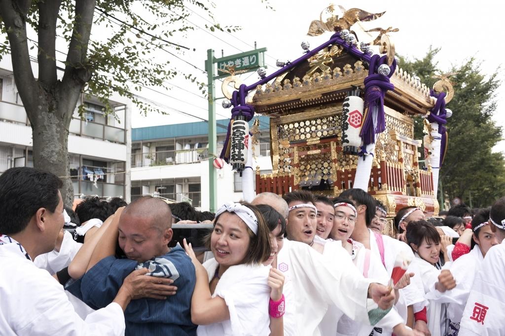 平成27年度 下総三山の七年祭り 湯立祭が盛大に行われました!